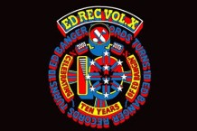 ed banger records, ed rec vol. x