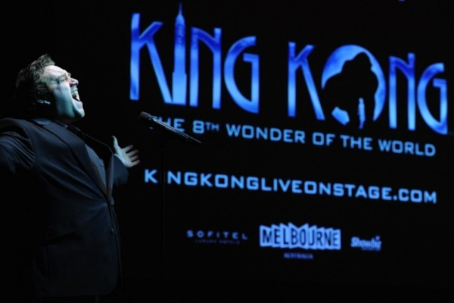 King Kong, Australia