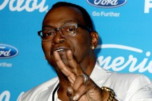Randy Jackson American Idol Quits Leaving Peace Dawg