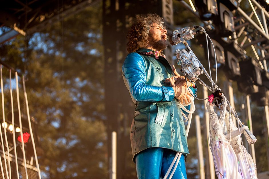 The Flaming Lips at Bottle Rock, May 10, 2013