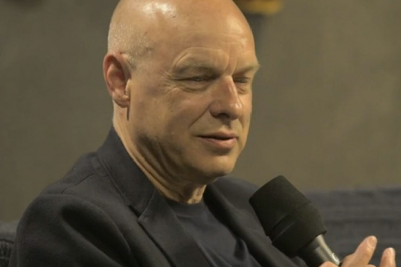 Watch Brian Eno Unpack His Very Big Brain … for 81 Minutes