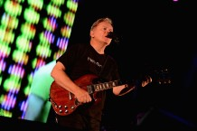 new order, live at bestival 2012