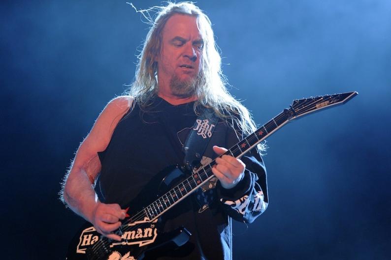 Slayer, Jeff Hanneman