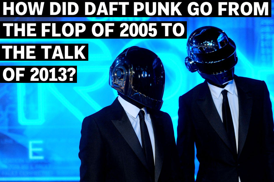 How Did Daft Punk Go From the Flop of 2005