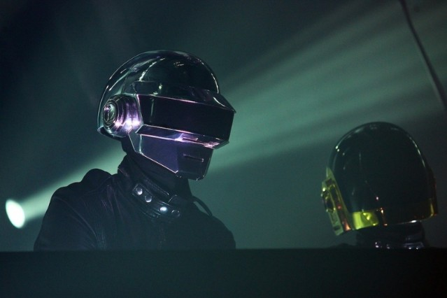 Daft Punk / Photo by Bradley Kanaris/Getty