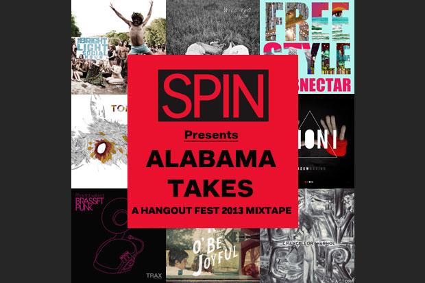 Alabama Takes: SPIN's Hangout Festival Mixtape 2013