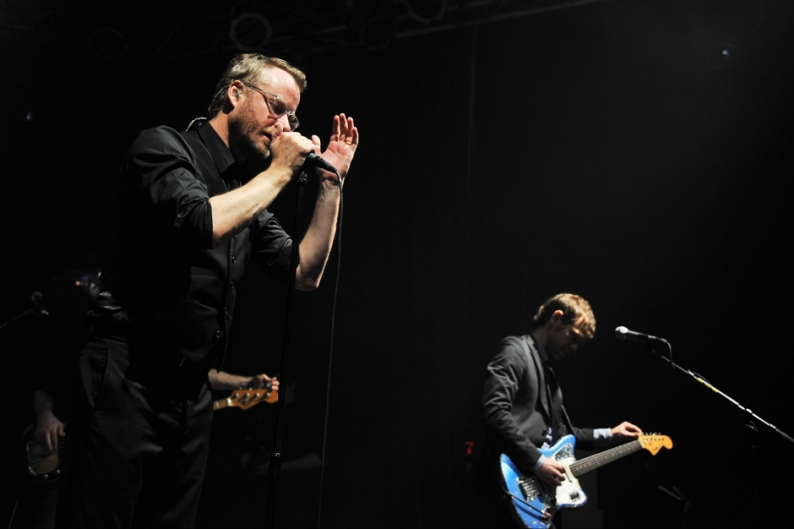 The National Trouble Will Find Me Album Stream