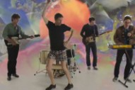 Watch !!! Dance to Trippy Screensaver in 'One Girl/One Boy' Video