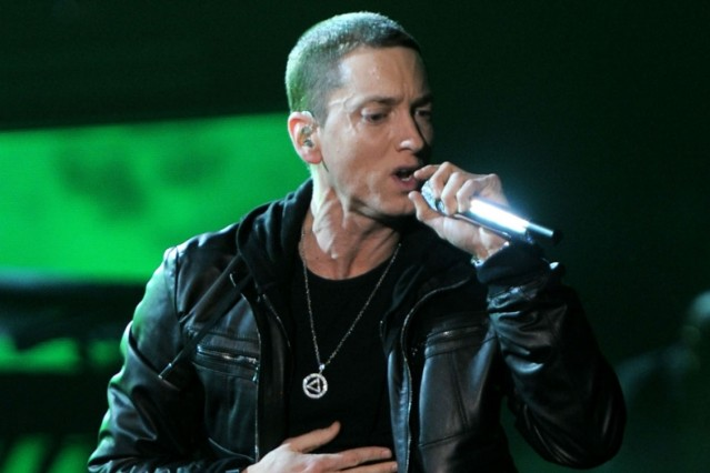 eminem, stabbed, facebook hoax, chris rock
