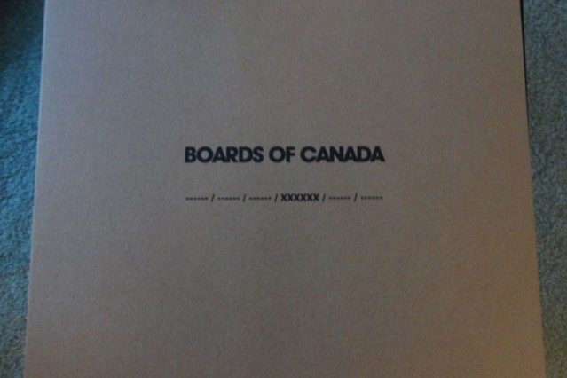boards of canada, record store day vinyl
