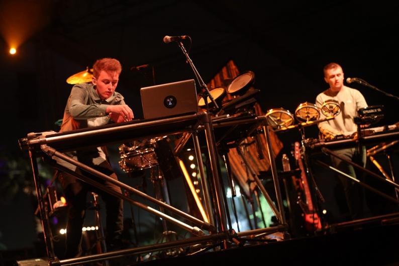 Disclosure 'F for You' Zane Lowe BBC Session