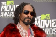 Snoop Dogg Kindly Asks to 'Take Yo Panties Off' for 'This Is the End' Soundtrack