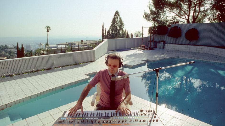 Giorgio Moroder, Los Angeles, 1982