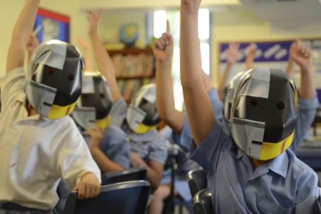 Daft Punk Random Access Memories Wee Waa Australia