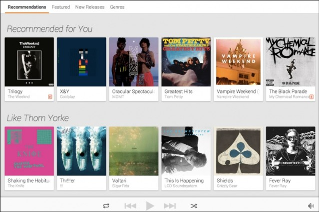 Google Play Music All Access How To Use
