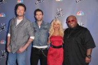 Cee Lo and Christina Aguilera Are Officially Returning to 'The Voice'