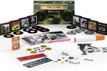 the clash, sound system, box set, the clash hits back