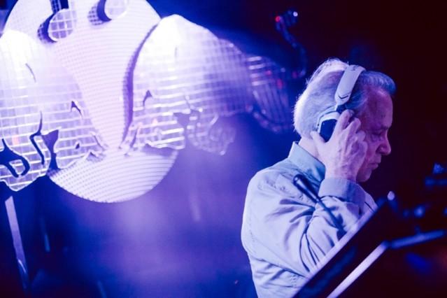 Giorgio Moroder DJ Set New York Donna Summer Daft Punk