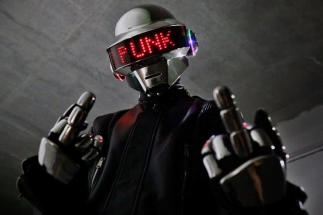 Harrison Krix, Thomas Bangalter, Daft Punk