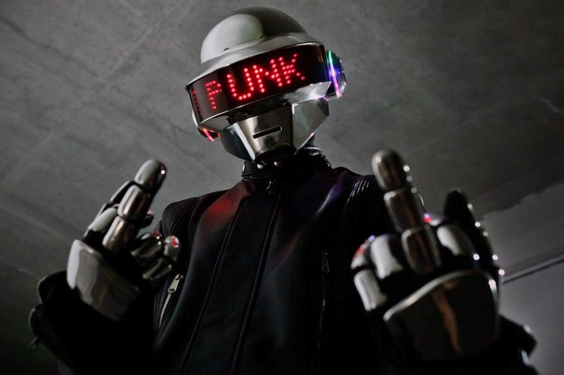 Image Result For Daft Punk Helmets