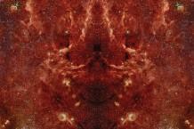 Ken Camden 'Eta Carinae' Stream Space Mirror
