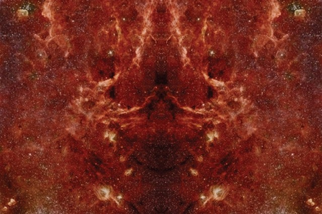 Ken Camden 'Eta Carinae' Stream Space Mirror