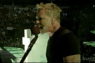 See Metallica's Outrageous 3-D 'Through the Never' Trailer
