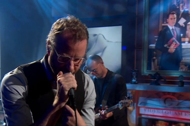 The National, 'The Colbert Report'