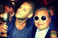 PSYKE! K-Pop Impersonator Fools Cannes, 'Gangnam Style'-Style