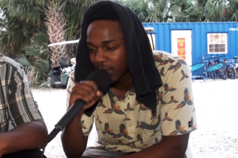 Kendrick Lamar Comes Not to Praise Molly Rap, But to Bury It