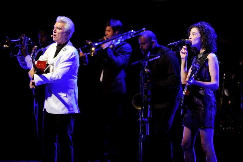 St Vincent And David Byrne Tour Dates