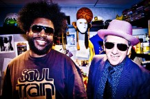 The Roots' ?uestlove, Elvis Costello
