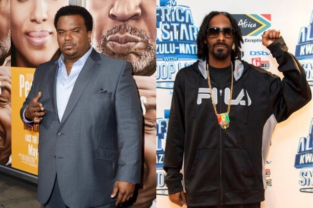 Snoop Dogg Craig Robinson 'Take Yo Panties Off' This Is the End
