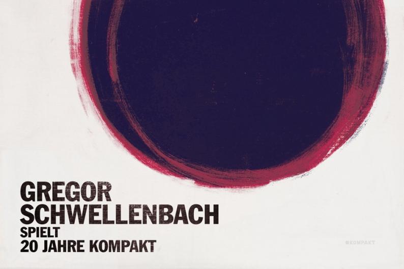 Gregor Schwellenbach, 'Spielt 20 Jahre Kompakt'