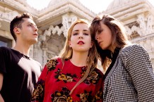 Austra 'Painful Like' Olympia Album Stream