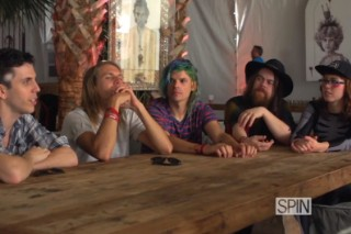 Watch Grouplove Hang Out at Hangout Fest 2013