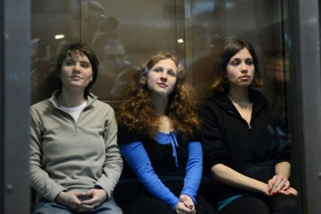 pussy riot, Maria Alyokhina, hunger strike