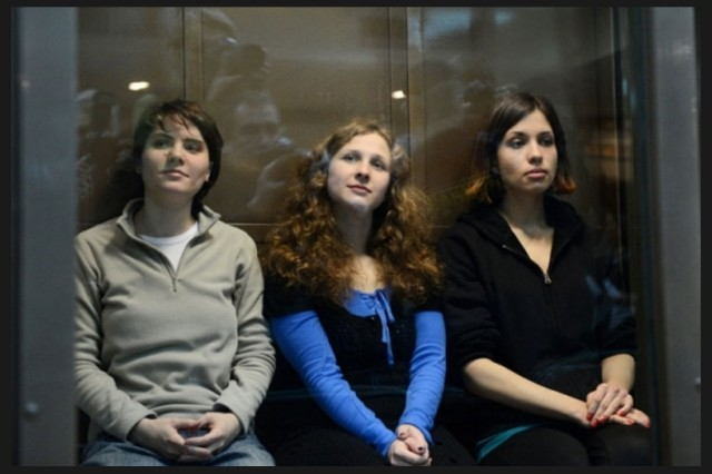 Pussy Riot Nadezhda Tolokonnikova Ends Hunger Strike  jail