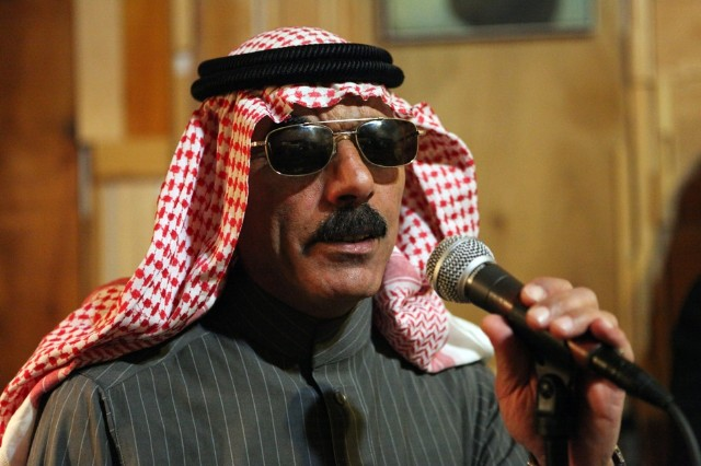 Omar Souleyman Sweden Syrian Entry Wenu Wenu Way Out West
