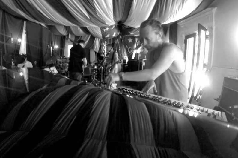 Thom Yorke Bounces Around in a Tank Top for New Atoms for Peace Rehearsal Video