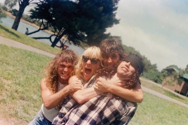 Slayer, Aquatic Park, Berkeley, California, August 19, 1984