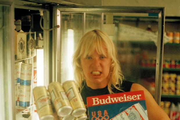 Jeff Hanneman, Budweiser
