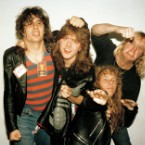 Metal Babes: Rare Photos of Slayer and Metallica from the Early Days of Thrash