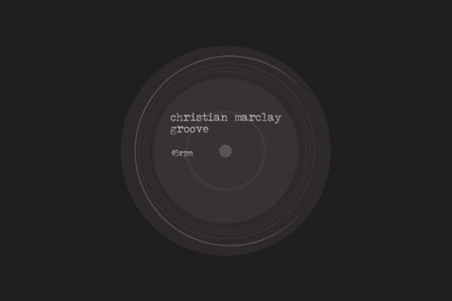Christian Marclay, 'Groove'