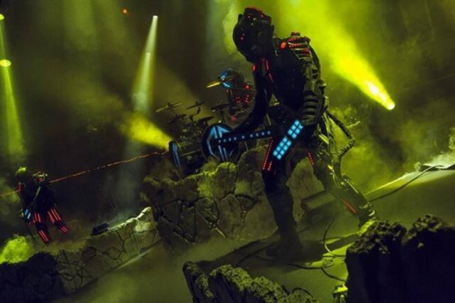 Destroid, San Francisco, 2013