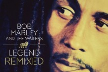bob marley, jim james, legend remixed