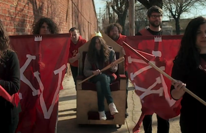 Kurt Vile Grand-Marshals His Own Parade in 'KV Crimes' Video