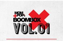 Mom + Pop, boombox