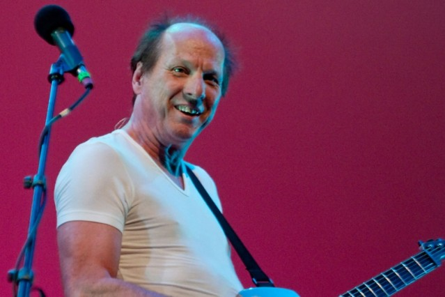 adrian belew, nine inch nails