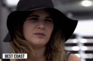 Watch Best Coast Hang Out at Hangout Fest 2013